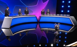 """Bốc thăm Champions League: Hai đội bóng Manchester rơi vào """"bảng tử thần"""""""