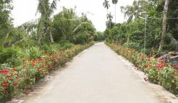Chuyên đề 13.10- Xã Phú Nhuận nỗ lực về đích xã nông thôn mới