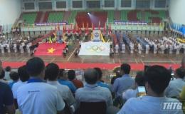 Khai mạc Hội thao ngành Thông tin và truyền thông khu vực các tỉnh thành phía Nam