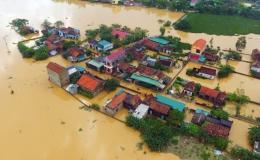 Mưa bão lịch sử tại miền Trung gây thiệt hại sơ bộ 2.700 tỷ đồng