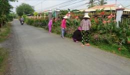 Diện mạo mới cho huyện nông thôn mới thứ hai của tỉnh