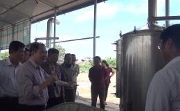 Chuyên đề 06.10 – Đề tài sáng kiến máy chiết xuất tinh dầu sả cho nông dân