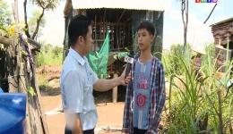 Hoàn cảnh em Phạm Thanh Trà – Trường THPT Nguyễn Văn Côn