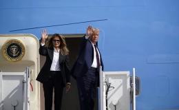 NÓNG: Tổng thống Donald Trump và vợ mắc Covid-19