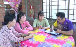 Hoàn cảnh em Trần Thị Quế Anh – Trường THPT Bình Đông