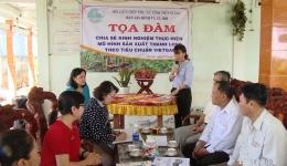 Phụ nữ Tiền Giang – Hiệu quả 3 năm thực hiện đề án 938
