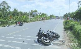 Tiền Giang xảy ra 315 vụ tai nạn giao thông, làm chết 198 người trong 9 tháng đầu năm 2020