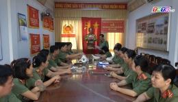 An ninh Tiền Giang 10.11.2020