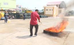 Chuyên đề 06.11 – Gò Công Đông tập huấn phòng cháy chữa cháy