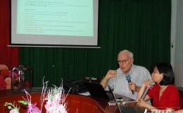 Chuyên gia thần kinh thế giới tập huấn về động kinh và điện não tại Tiền Giang