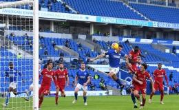 Man City dội mưa bàn thắng, Liverpool tái chiếm ngôi đầu Ngoại hạng Anh