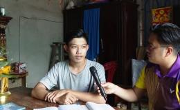 Hoàn cảnh em Đinh Minh Thành