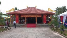 Chuyên đề 12.11 – Đình Dương Hòa nơi lưu giữ nét đẹp văn hóa của vùng đất Nam bộ xưa