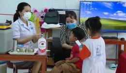 Chuyên đề 06.11 –  TP Mỹ Tho hoàn thành đợt 1 uống bổ sung vacxin phòng bệnh bại liệt