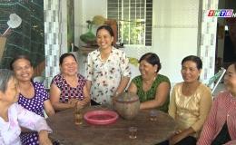 Chuyên đề 25.11 – Chị Phạm Thị Hồng Phượng nhiệt tình với công tác xã hội và làm kinh tế giỏi