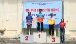 Chuyên đề 18.11 – Giải Việt dã truyền thống TX Gò Công