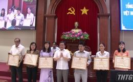 Tiền Giang tổng kết Chiến lược phát triển gia đình Việt Nam giai đoạn 2010 – 2020