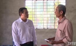Lãnh đạo tỉnh Tiền Giang thăm gia đình chính sách nhân kỷ niệm 80 năm Ngày Nam kỳ khởi nghĩa