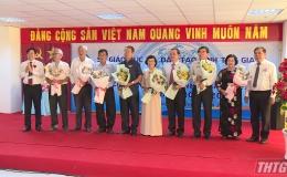 Sở Giáo dục và Đào tạo Tiền Giang họp mặt chúc mừng Ngày Nhà giáo Việt Nam