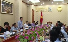 Uỷ ban công tác các tổ chức phi chính phủ nước ngoài làm việc tại Tiền Giang