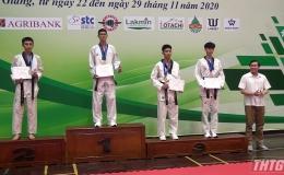 Khai mạc Giải Vô địch Taekwondo toàn quốc năm 2020