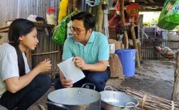 Hoàn cảnh em Phạm Thị Ngọc Huỳnh – Trường THPT Cái Bè