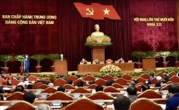 Hội nghị Trung ương 14 giới thiệu nhân sự tham gia Bộ Chính trị, Ban Bí thư