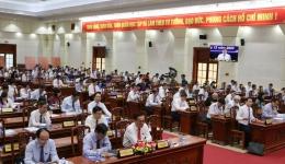 Ngày làm việc đầu tiên kỳ họp thứ 14 HĐND tỉnh Tiền Giang khóa IX