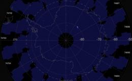 Đám mây lạ phát sáng xanh ở Nam Cực: có nguồn gốc ngoài hành tinh