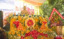Thiền viện Trúc Lâm Chánh Giác an vị tượng Phật Hoàng Trần Nhân Tông