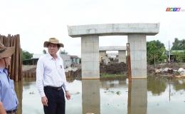 Dấu ấn của nguyên chủ tịch UBND tỉnh Lê Văn Hưởng qua một nhiệm kỳ