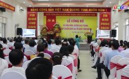 Chuyên đề 25.12 – Xã Long Hưng đạt chuẩn nông thôn mới
