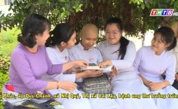 Hoàn cảnh em Phạm Hồng Phúc – Bệnh ung thư buồng trứng