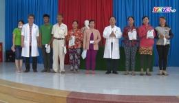 Chuyên đề 07.12 – Hội Chữ thập đỏ Cái Bè đồng hành cùng người nghèo