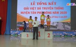 Chuyên đề 03.12 – Tân Phú Đông tổ chức Giải việt dã truyền thống năm 2020