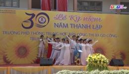 Chuyên đề 02.12 – Trường THPT Gò Công kỉ niệm 30 năm thành lập