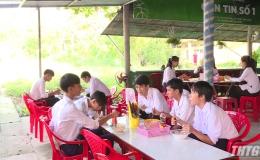 Tân Phước phát động hành trình chia sẻ yêu thương và chương trình 10.000 bữa ăn sáng