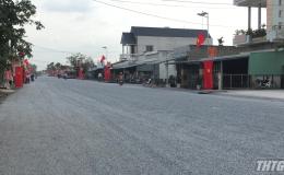 Xã Mỹ Lợi B, huyện Cái Bè đạt chuẩn xã nông thôn mới