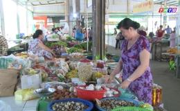 Mô hình Chợ an toàn vệ sinh thực phẩm