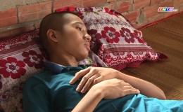 Hoàn cảnh em Huỳnh Hiếu Nhân – Bệnh ung thư xương