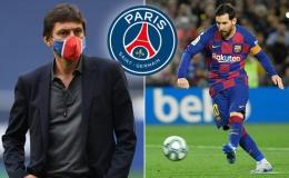 Lionel Messi đối mặt với án treo giò 12 trận vì đấm đối thủ, PSG lập tức đánh tiếng mời chào