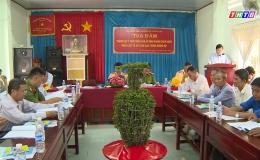 Công tác đảm bảo trật tự an toàn giao thông phục vụ ngày bầu cử tại Tiền Giang