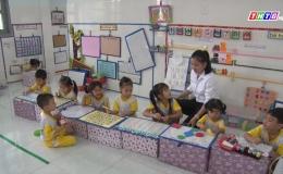 Chuyên đề 25.01 – Mô hình lấy Trẻ làm trung tâm