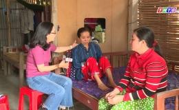 Hoàn cảnh chị Võ Thị Dịu Hiền – Bệnh ung thư đại tràng