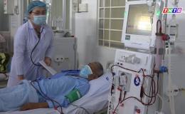 Chuyên đề 12.01 – Khoa thận nhân tạo đi vào hoạt động ổn định, mang lại niềm vui cho bệnh nhân ở Gò Công Tây