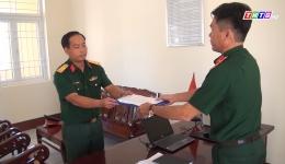 Chuyên đề 04.12 – Thiếu tá Đỗ Thanh Tuấn, gương sáng trong lực lượng vũ trang huyện Gò Công Đông