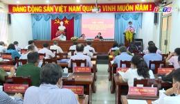 Chuyên đề 01.01- Đảng bộ TPMT lãnh đạo thực hiện tốt nhiệm vụ chính trị năm 2020
