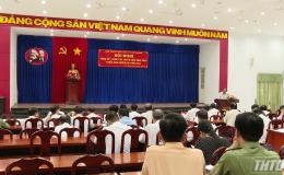 Tổng kết công tác Tuyên giáo tỉnh Tiền Giang năm 2020