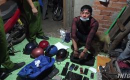 Băng cướp giật tài sản liên tỉnh Tiền Giang – Vĩnh Long sa lưới