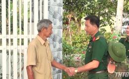 """Bộ Chỉ huy Quân sự Tiền Giang tổ chức chương trình """"Tết quân dân"""" năm 2021"""